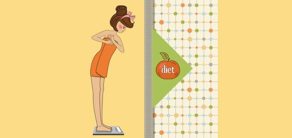 kā nomest svaru nedēļas laikā