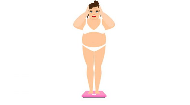 kāpēc nevar nomest svaru